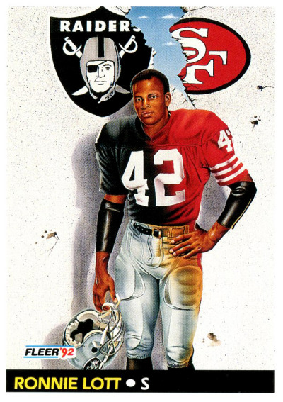Football Sunday Ronnie Lott