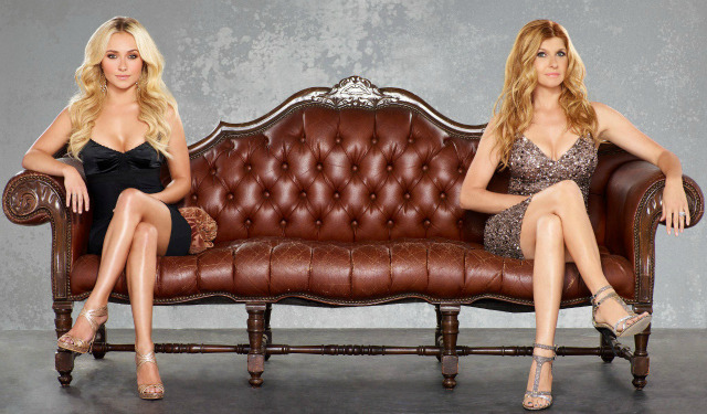 HEY YA'LL: Check out Katie Coyle's fabulous review of NASHVILLE, a new TV series, for The Female Gaze.