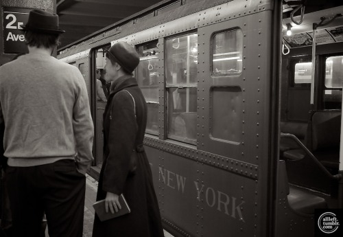 New York 1930's by Alberto Reyes