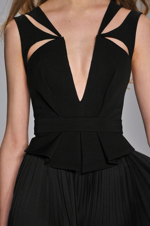 girlannachronism:  J Mendel fall 2012 ready-to-wear