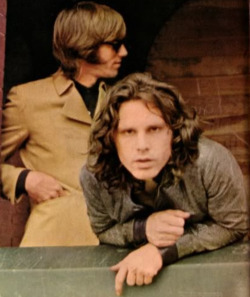 The Doors changed my life. They showed me it was okay for music to be dark, twisted, weird and not about peace, love, and happiness. Embrace love, hate and everything in between. Embrace different. Be weird. Live.