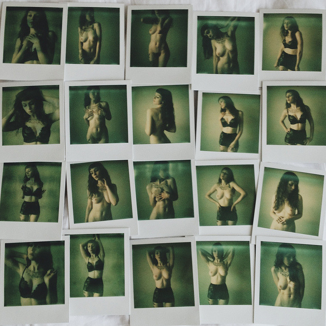 Some shots by Rich Burroughs on Impossible Project's latest color film.  Check out Rich's work here, here, and here.