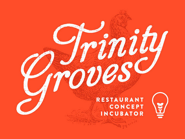 Trinity Groves on Flickr.This is a proposed rebrand of the Trinity Groves Project. It is still just spec—hopefully they will pick it up. Checkout the original branding on their sitetumblr | website | twitter | dribbble