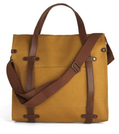 Camp Director Tote, Modcloth, functional mid-femme bag