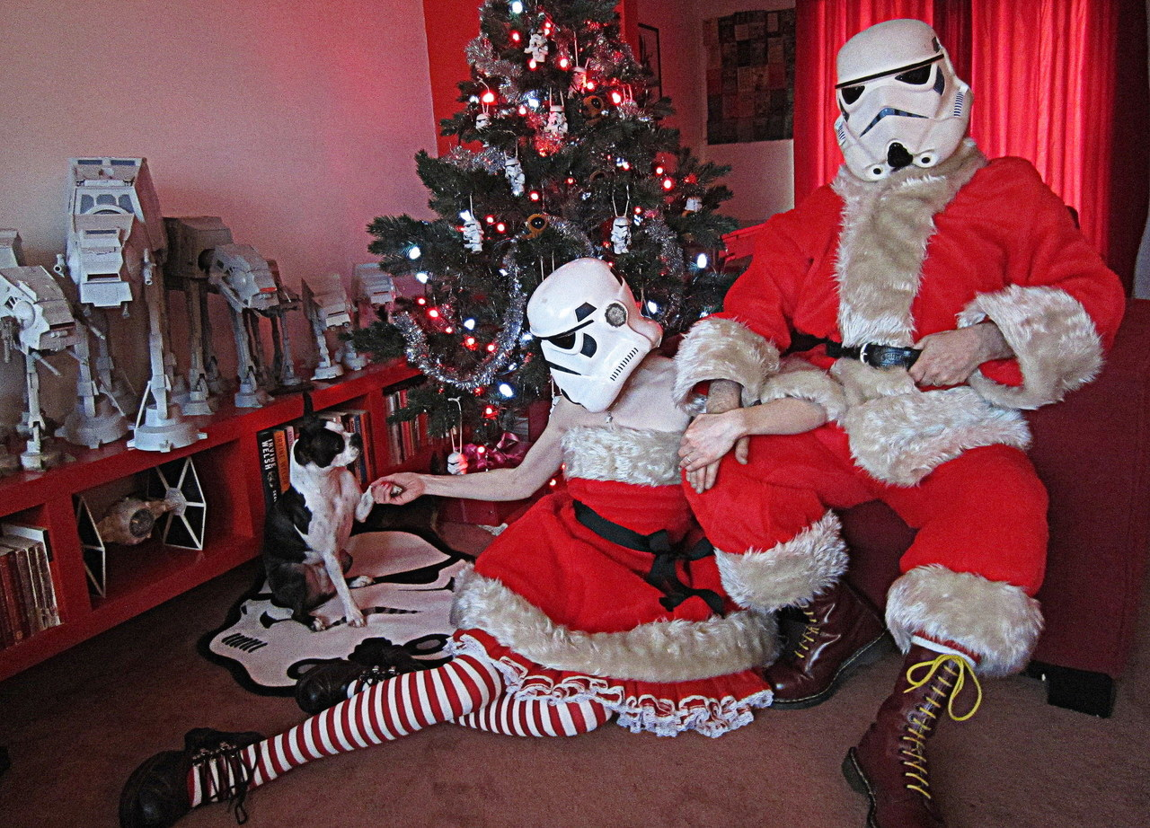 Happy Life day and Merry Sithmas!