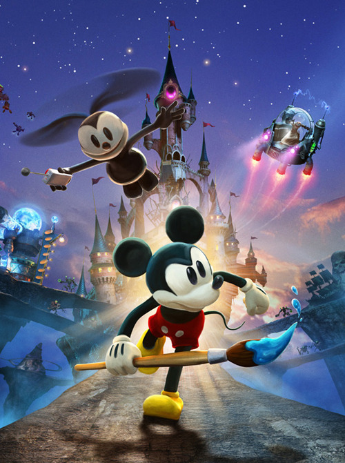 Epic Mickey 2: The Power of Two launch trailer  Mickey and Oswald join forces in an epic battle to save Wasteland.