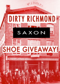 We have partnered with our friends at Saxon Shoes to give away a free pair of shoes from the Johnston & Murphy Est. 1850 Collection. The Est. 1850 Collection celebrates the heritage of Johnston & Murphy with vintage looks that employ times craft. For a chance to win, simply like and reblog this post with the pair of shoes from the collection that you would like to receive for yourself or give as a gift! A winner will be determined at random on Friday November 30th.