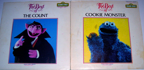 Best of The Count & Best of Cookie Monster (1983)
