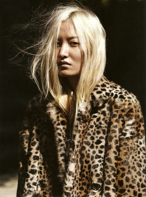Into the Wild By Jenny Bahn Animal print coats — cheetah, in particular — have always been a little too, well, feral for my tastes. For whatever reason, it's never been something I could pull off. That doesn't stop me from appaulding the girls who do and can (Kate Moss for Supreme, anyone?). When considering a fur coat, I like to stay as animal friendly as I can, and I'm a big advocate of vintage for the sole reason that you're not putting new demand for a product that sometimes utilizes inhumane practices. If you're going to stay warm this winter, try to be as animal friendly as possible and, if you must go for fur, buy a gently used one. Here are some cheetah-print coats I found on eBay, as well as some pretty swank vintage furs. (Photo: Uncredited)
