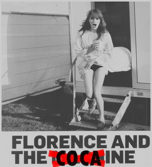What else can I say? Lol, love Florence