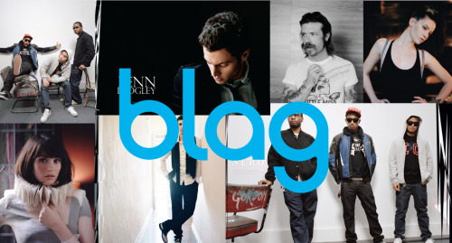 2012 | New Official BLAG Shop Here!
