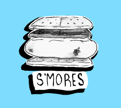 s'mores are just so dang cute