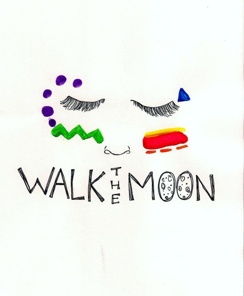 Walk the Moon (check them out)