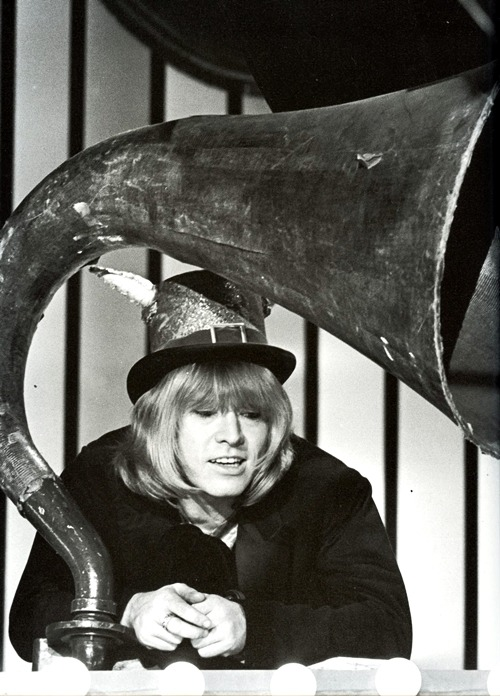 BRIAN JONES  ilove-heavyrock:   Brian Jones at The Rolling Stones Rock and Roll Circus.