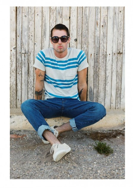 LEVI'S VINTAGE CLOTHING SPRING SUMMER 2013 – LOOKBOOK