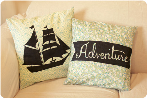DIY Pillowcases