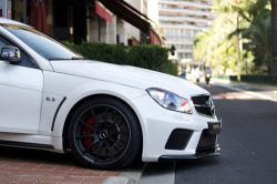 fuckyeahcargasm:  Dress on Featuring: Mercedes-Benz C63 AMG