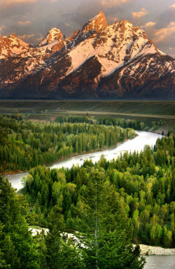 odivm:  Grand Teton National Park - Wyoming Rob Kroenert