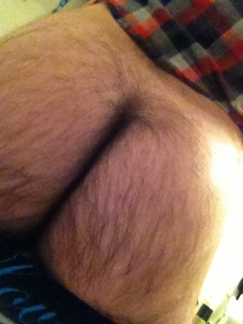 fortheloveofhairy:  I love hairy butts