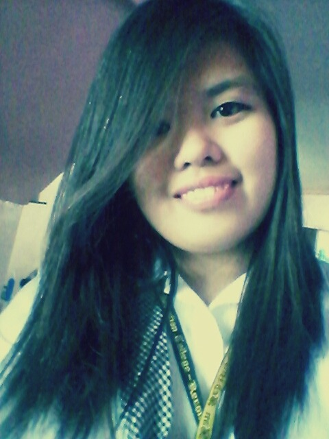 Off to school! :> Bye guys. :*