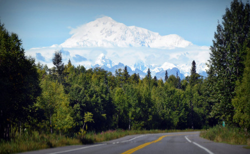 Road to Denali - Mountains - Alaska by blmiers2 on Flickr. Outdoor Sporting Goods