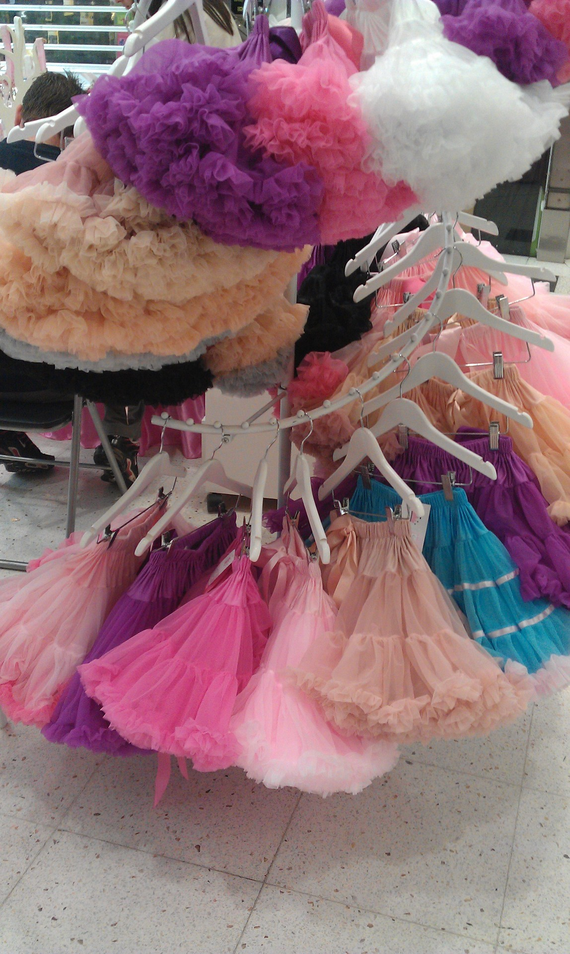 I wish I had a baby girl I'd dress her in these