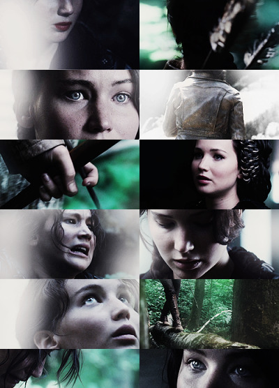 you'll be okay, little mockingjay.