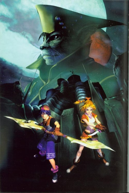 Oh, Chrono Cross. You were so misunderstood and unloved. One day. One day.