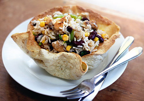 fattributes:  Mexican Rice with Chicken and Lime