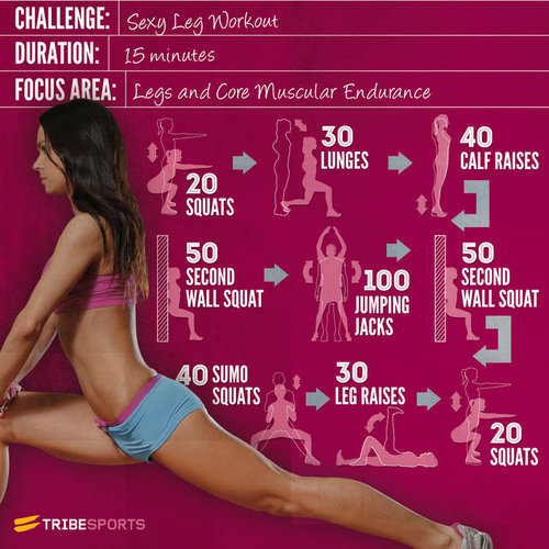 I love challenges, and I'm trying this one at the gym tomorrow!