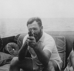 """Keep right on lying to me. That's what I want you to do."" — Ernest Hemingway, A Farewell to Arms"