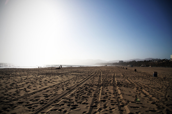 Santa Monica, California. 2012.