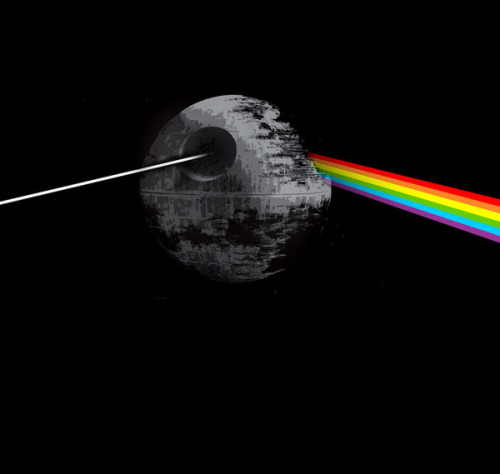 Dark side of Deathstar, por NOSUCHTHING (via lacarpa)