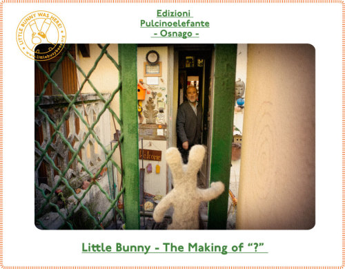 "Little Bunny - The Making of ""?"""