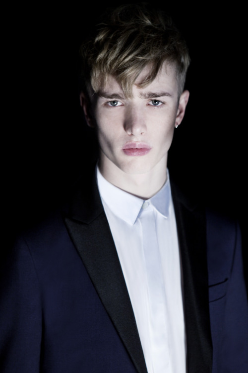 Black Tie As Kris Van Assche's essential tuxedo launches on thecorner.com we talk to the designer about dressing up and dressing down. Read the interview and see the shoot here. i-Donline.com