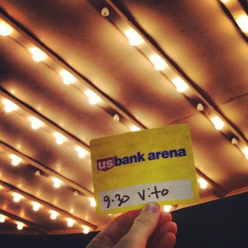 #party #vitoemmanuel #usbank #arena #live #show #concert #20thcenturytheater #love #instagood #igers #photooftheday