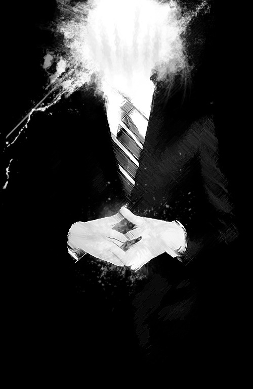 Slenderman - by Elyas11