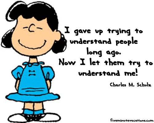 Happy Birthday to Charles Schulz; creator of Peanuts
