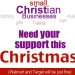 (via Small Christian businesses need your support this Christmas Walmart & Target will be just fine)