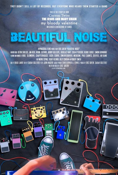 Shoegaze nerds, unite! sunglitters:  If you want to see this film Beautiful Noise by Eric Green, pledge here.