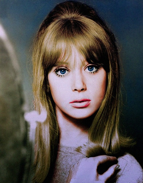 suicideblonde:  Pattie Boyd