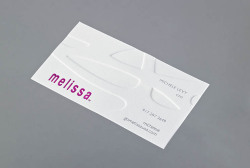 Blind embossed can give your business card that extra pop.