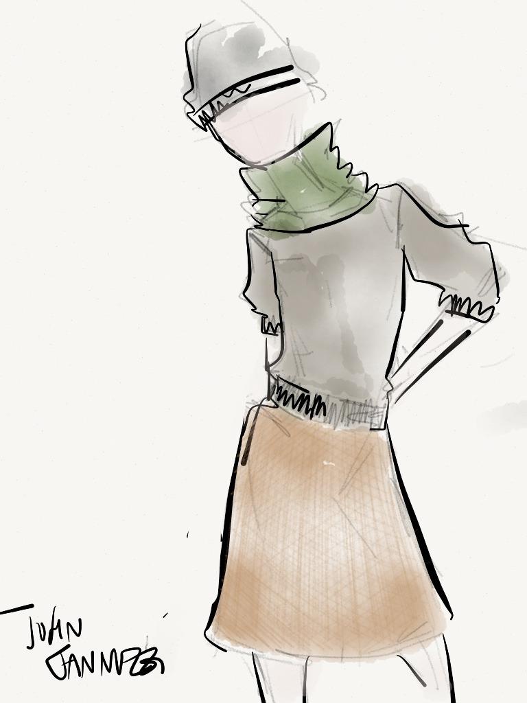 Sketch no. 11