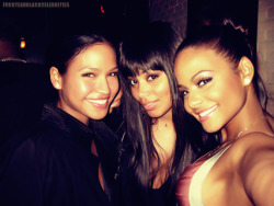 prettygirlseverywherewego:  Cassie, Lauren & Christina