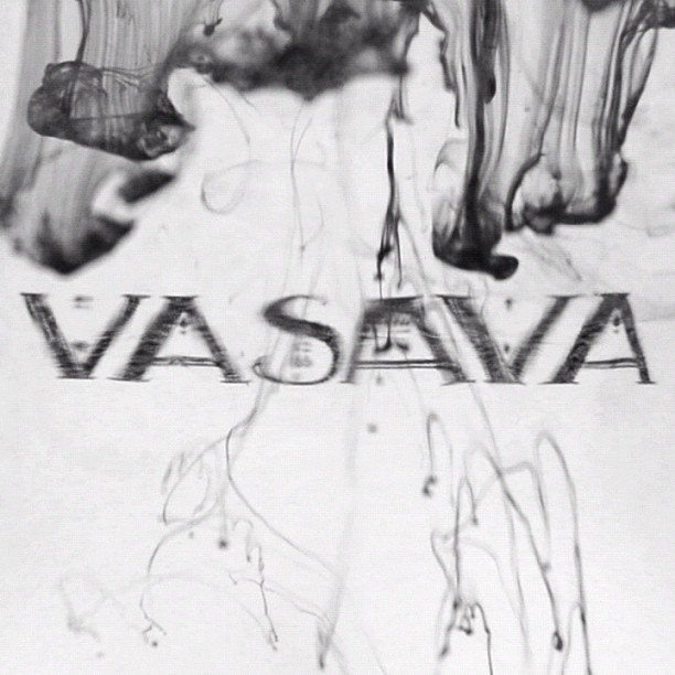 'Vasava' (@VasavaStudio) lettering using #Avanth typeface from my Opening Titles project with @jebeor #typography