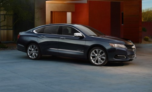 Chevrolet releases pricing info for its redesigned 2014 Impala; the big four-door's pricing is competitive