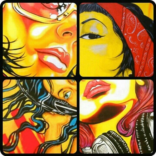 If you #love #art or #justlike #art. Have a #taste of www.Dezinead9.com to get an eye full. Thank you for your time… #artlover #Painting #paintings #collectible #collector #canvasart #canvasprints #printsforsale #prints #drawings #tattooedgirlz #music #fancy #graffitiporn #aerosolArt #Dezinead9 #ser_v1 #HIPHOP #culture #glasses #shades #bookme #needtattoos #needart