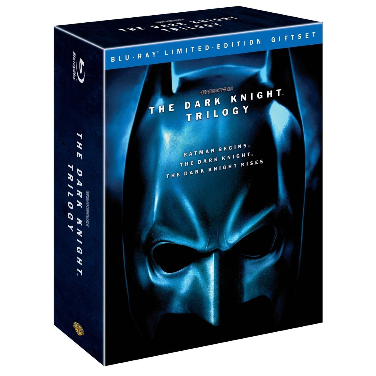 It's Cyber Monday, so why not pre-order The Dark Knight trilogy for $30.