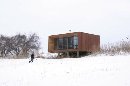 Alchemy Architects weeHouse