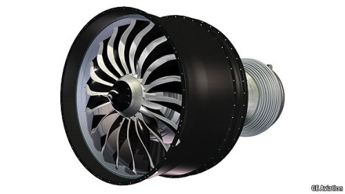emergentfutures:  Print me a jet engine   CONFIRMATION as to how seriously some companies are taking additive manufacturing, popularly known as 3D printing, came on November 20th when GE Aviation, part of the world's biggest manufacturing group, bought a privately owned company called Morris Technologies. This is a small precision-engineering firm employing 130 people in suburban Cincinnati, Ohio. Morris Technologies has invested heavily in 3D printing equipment and will be printing bits for a new range of jet engines  Full Story: The Economist